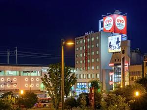 OYO上田ステーションホテル デルトラウム